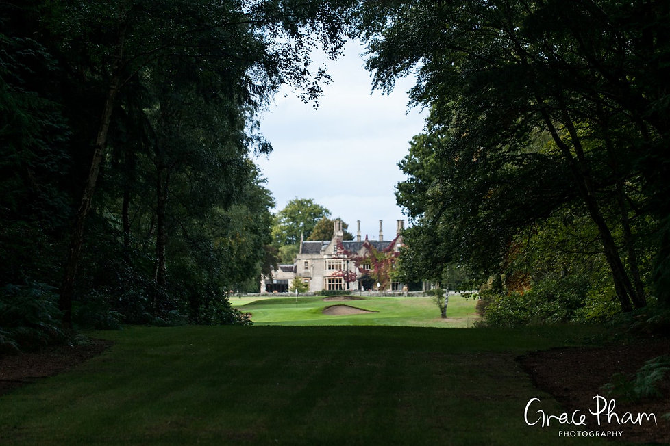 Foxhills Wedding Venue, Surrey by Grace Pham Photography 21