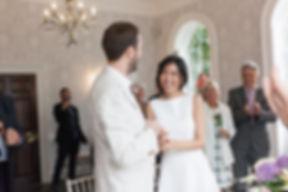 Sheridan Room at Merton Register Office, Morden Park House Wedding Venue captured by London Photographer 03
