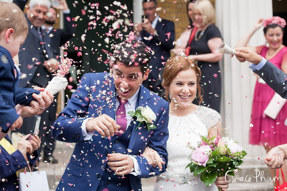 Clissold House Wedding Photography, London 09