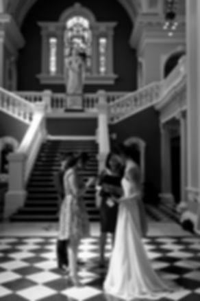 Woolwich Town Hall Wedding, Greenwich - by Grace Pham Wedding Photographer
