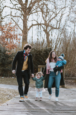 Victoria Park Winter Family Shoot