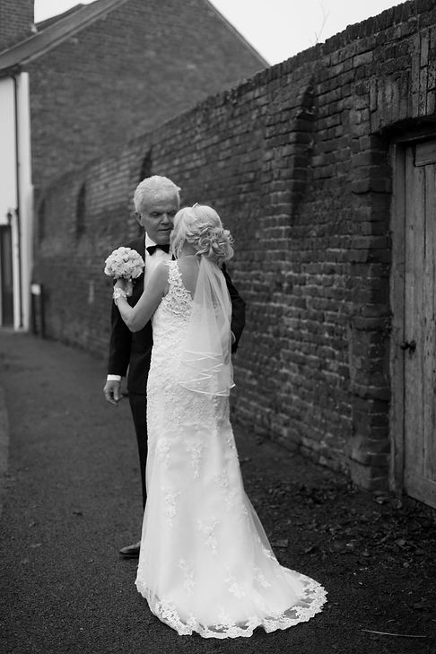 St Mary's Church Wedding, St Mary's Rd, Molesey by Grace Pham Photography 11