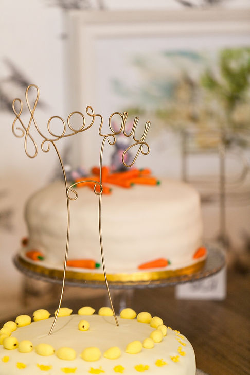 Wedding cakes captured by Grace Pham London Wedding Photographer
