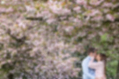 Engagement Photography in the Spring, Victoria Park, East London by Grace Pham Wedding Photographer 03