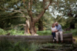 Engagement Photoshoot in Richmond park captured by Grace Pham Photography 2