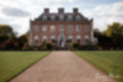 St Giles House Wedding, Dorset, captured by Grace Pham Photography 01