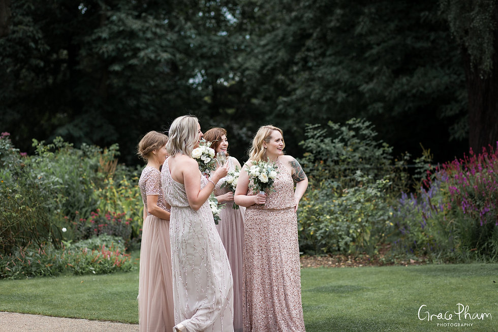 Pembroke Lodge Wedding Photographer 2021_22
