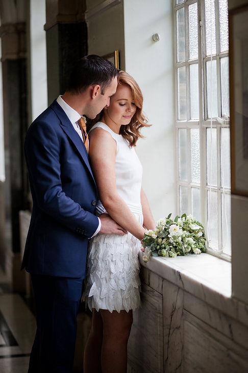 Islington Town Hall Wedding Photography, The Mayor's Parlour 04