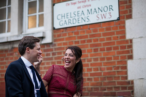 Chelsea Old Town Hall Wedding, London 32