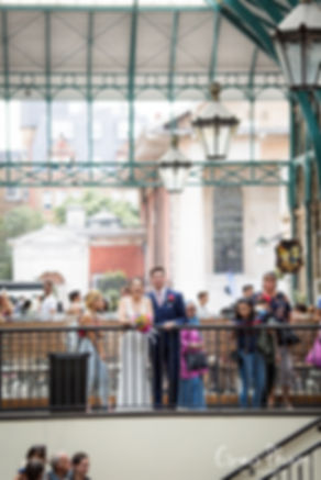 Covent Garden Market Wedding Photography, London by Grace Pham 30
