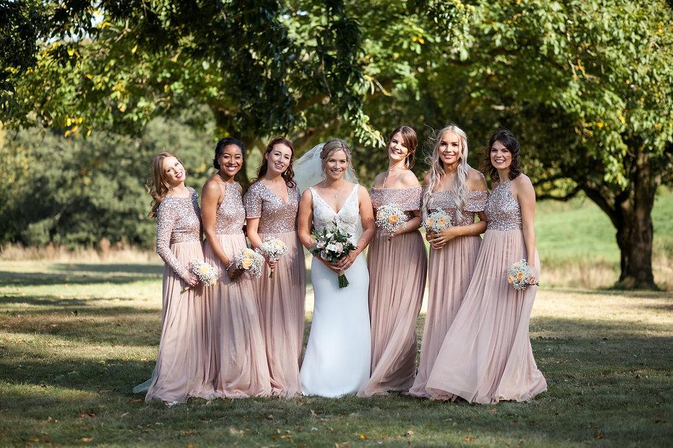 Bury Court Farm Wedding, Farnham, captured by Grace Pham Photography 03