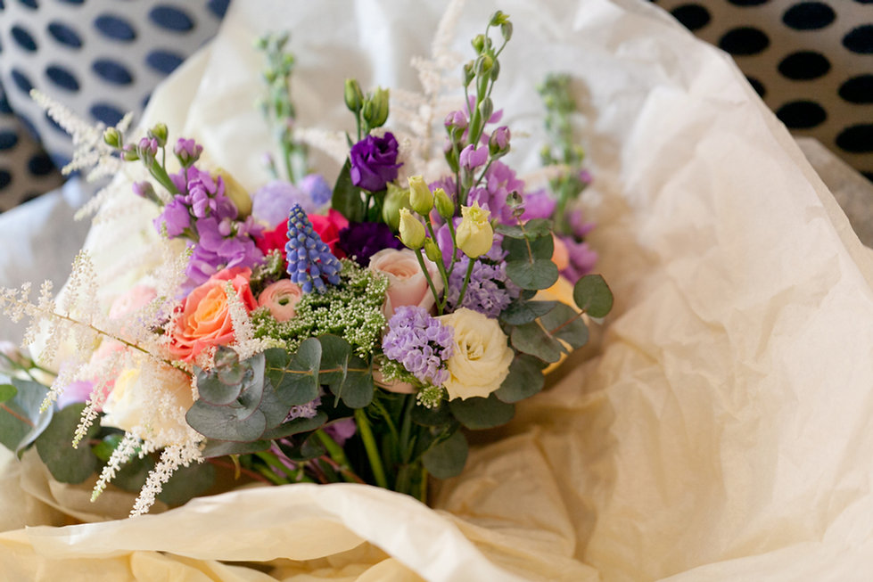 Wedding Bouquet, Surrey Wedding Photographer