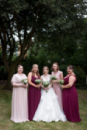 Dulwich Wedding, Garden Party, captured by Grace Pham Photography