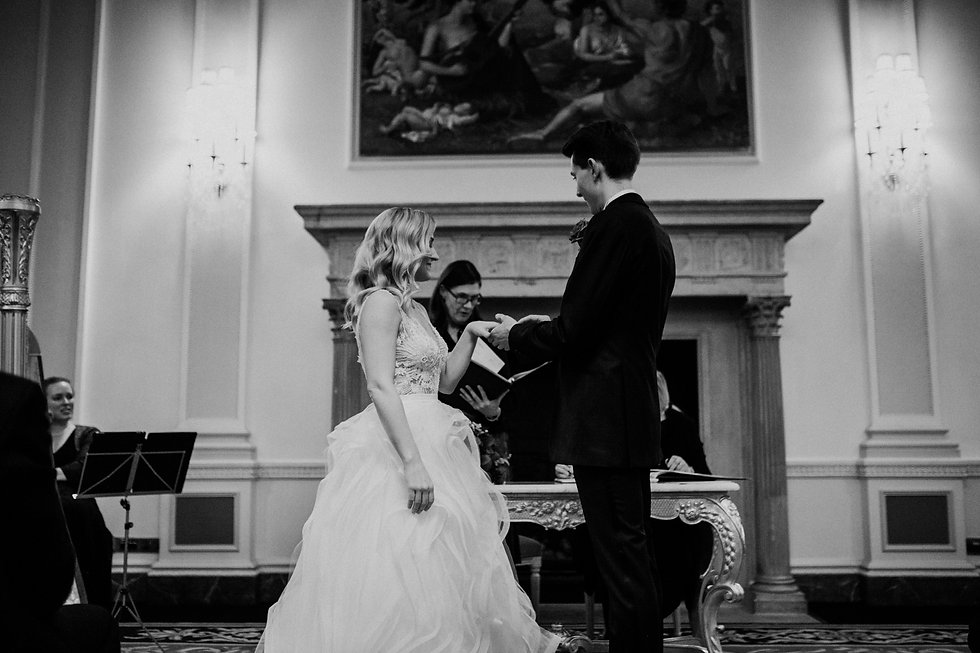 Wedding at The Ritz, London, captured by Grace Pham Photography 14