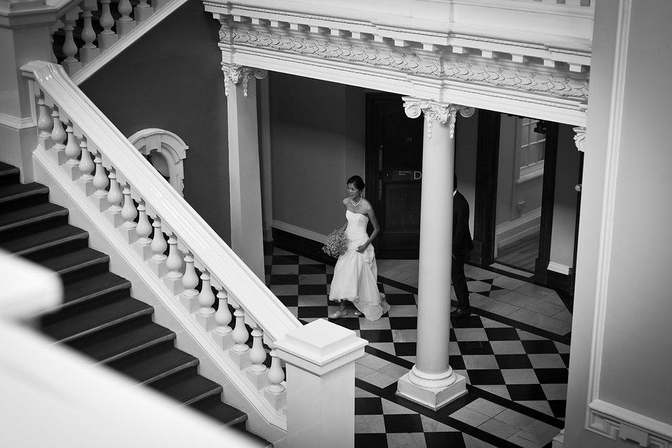 Woolwich Town Hall Wedding, Greenwich - by Grace Pham Wedding Photographer 03