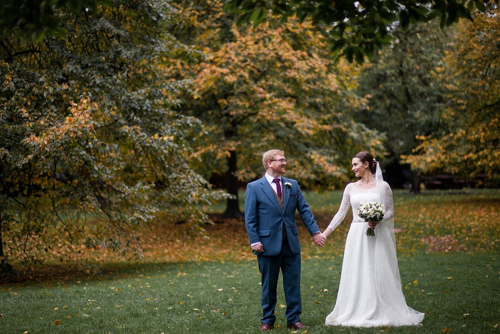 St James's park wedding photos by Grace Pham Photography 01
