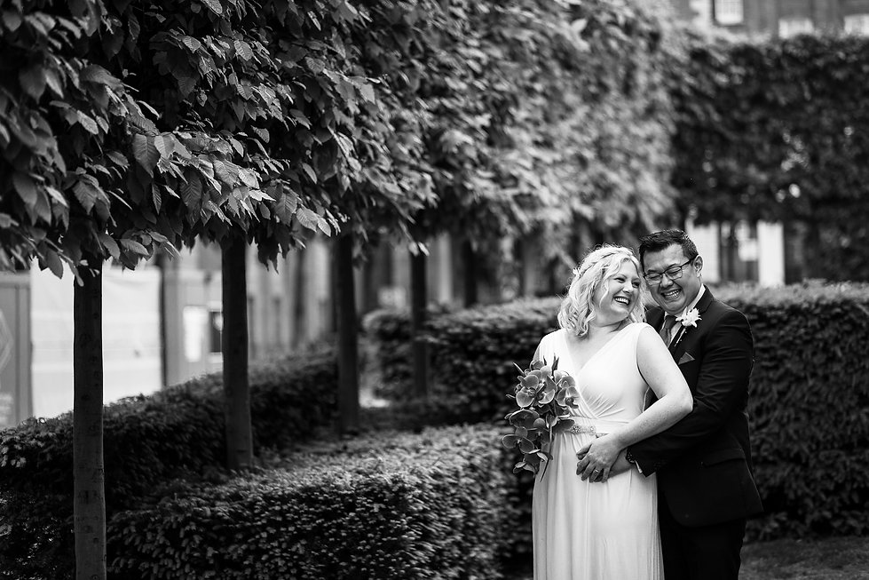 Devonshire Terrace Wedding Photography-3