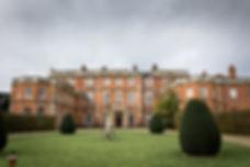 Newby Hall & Garden Wedding Photography 01