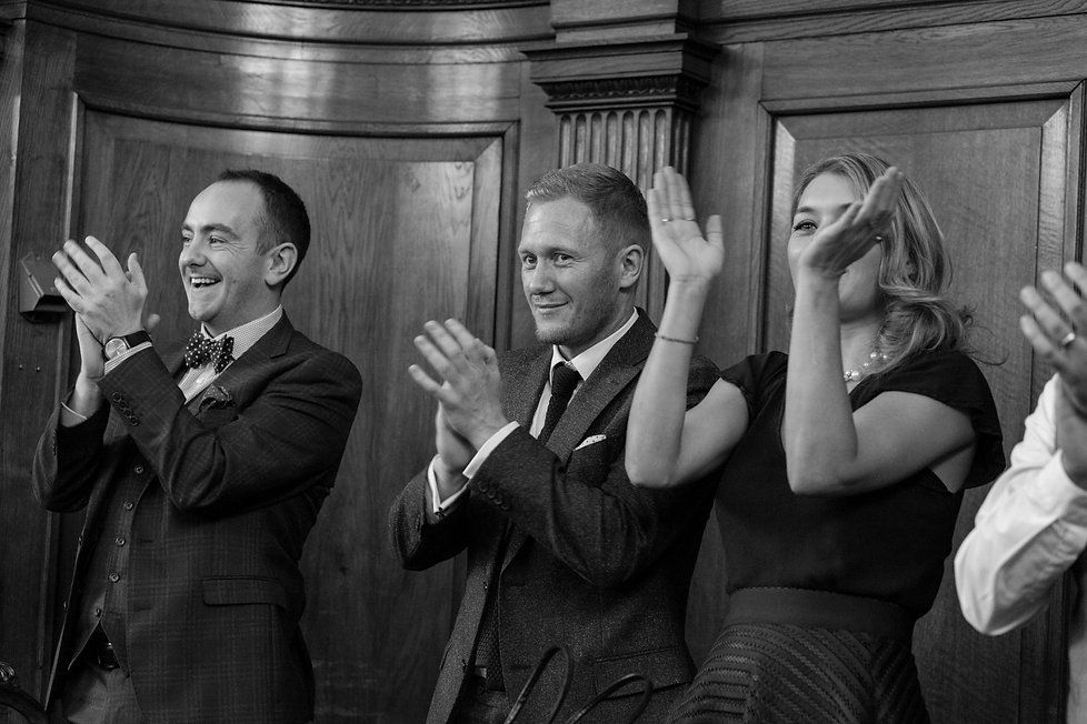 Second Wedding Photographer, Islington Town Hall, London 06