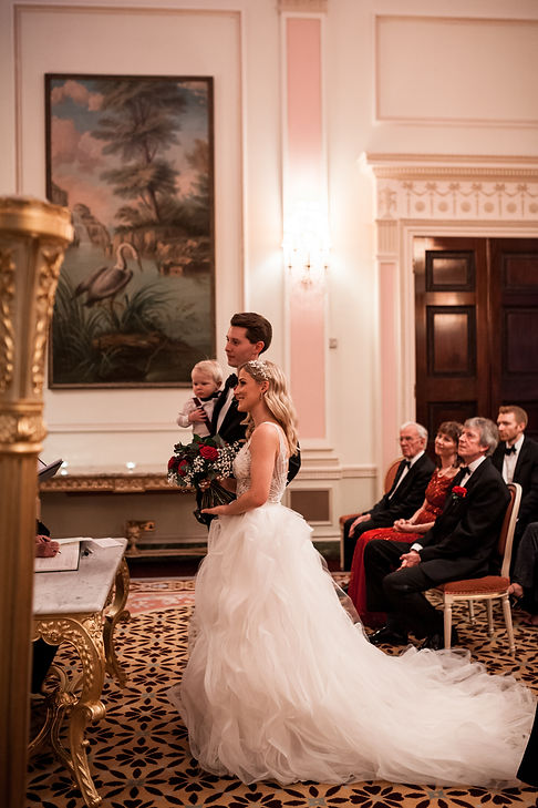 Wedding at The Ritz, London, captured by Grace Pham Photography 12
