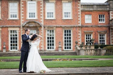 Newby Hall & Garden Wedding Photography 07