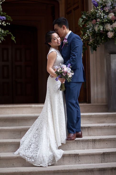 Two Temple Place Wedding, London, captured by Grace Pham Photography 02