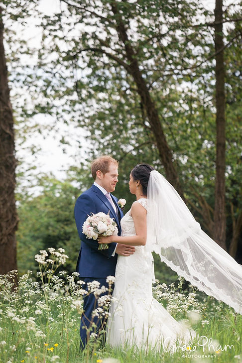 Ditton Park Manor Wedding by Grace Pham Photography 207