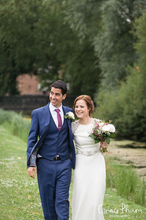 Clissold House & Park Wedding Photography 02