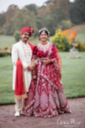 Moor Park Golf Club Mansion Indian Wedding, captured by Grace Pham Photography 11