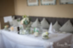 Foxhills Wedding Venue, Reception room, Surrey by Grace Pham Photography 05