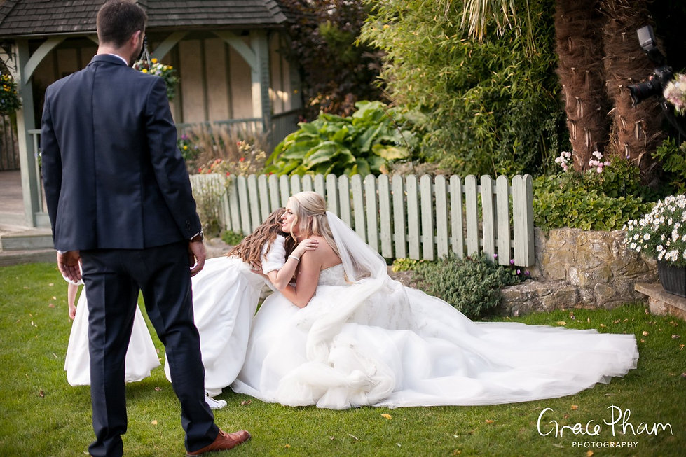 Cooling Castle Barn Wedding in Winter, by Kent Wedding Photographer 06