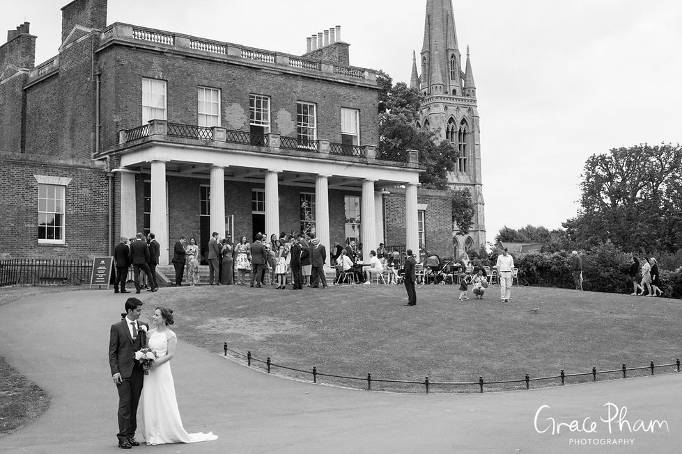 Clissold House Wedding Photography, London 14