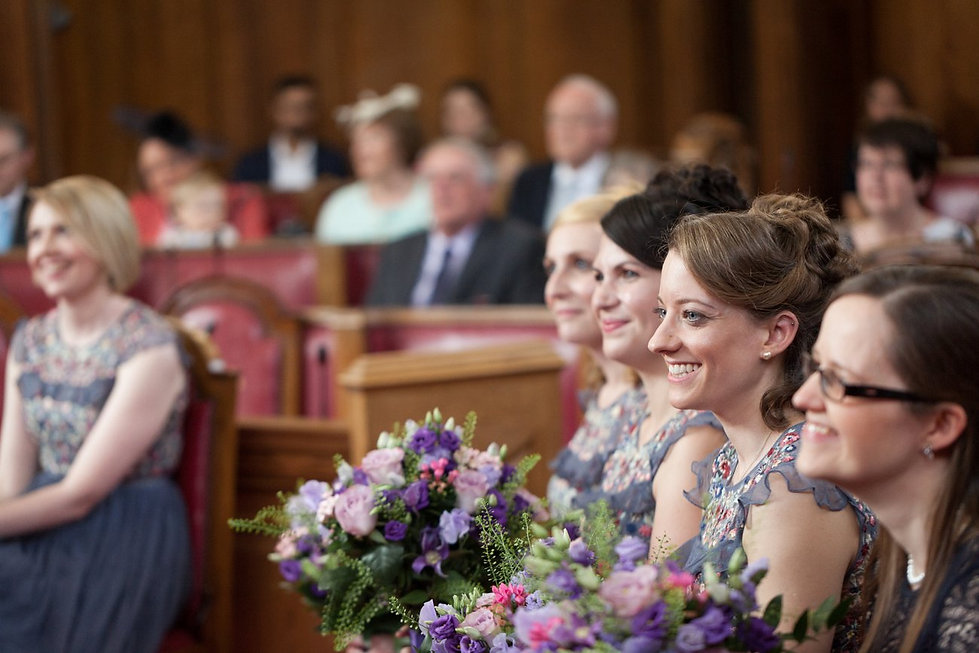 Islington Town Hall wedding photographer, London, Grace Pham 2018 04