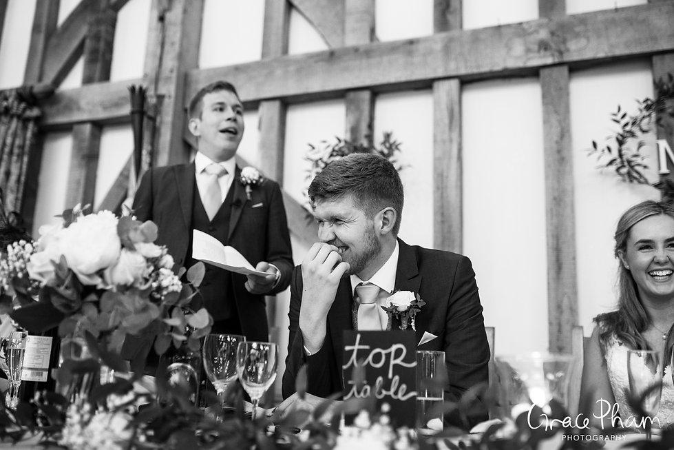Gate Street Barn Wedding Venue captured by Grace Pham Photography 23