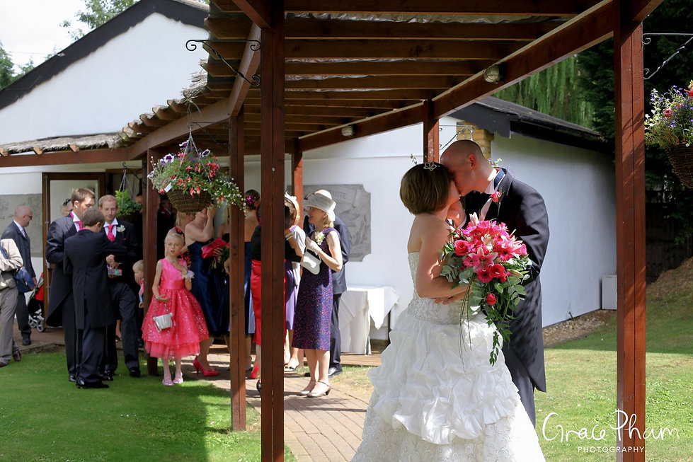 Q Vardis & the Mallard Suite Wedding Photographer, West London 06