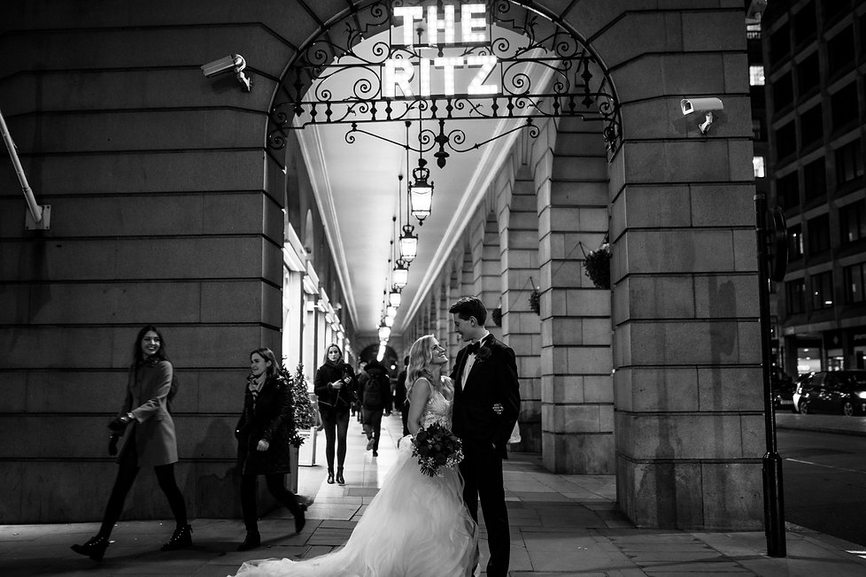 Oliver & Rachelle's Wedding at The Ritz, London, captured by Grace Pham Photography 05