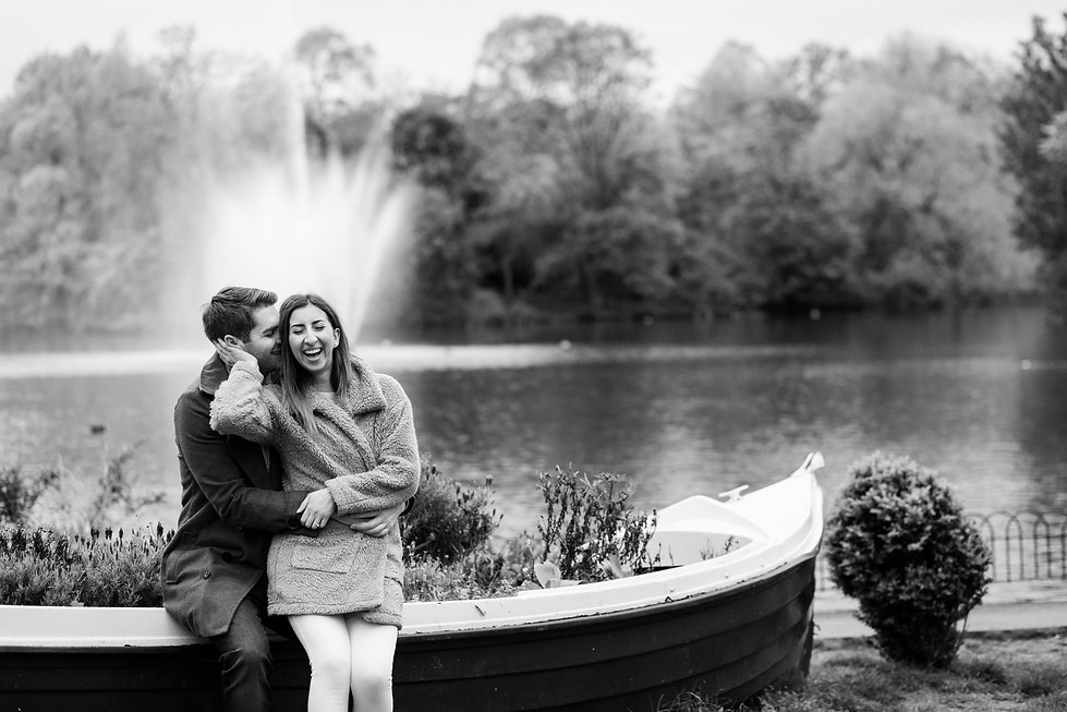 Engagement Photography, Victoria Park, East London by Grace Pham Wedding Photographer 03