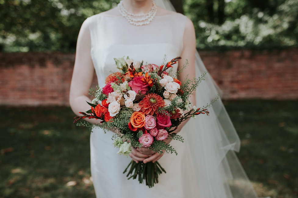 St Mary's Church Wedding, Wootton captured by Grace Pham Photography 14