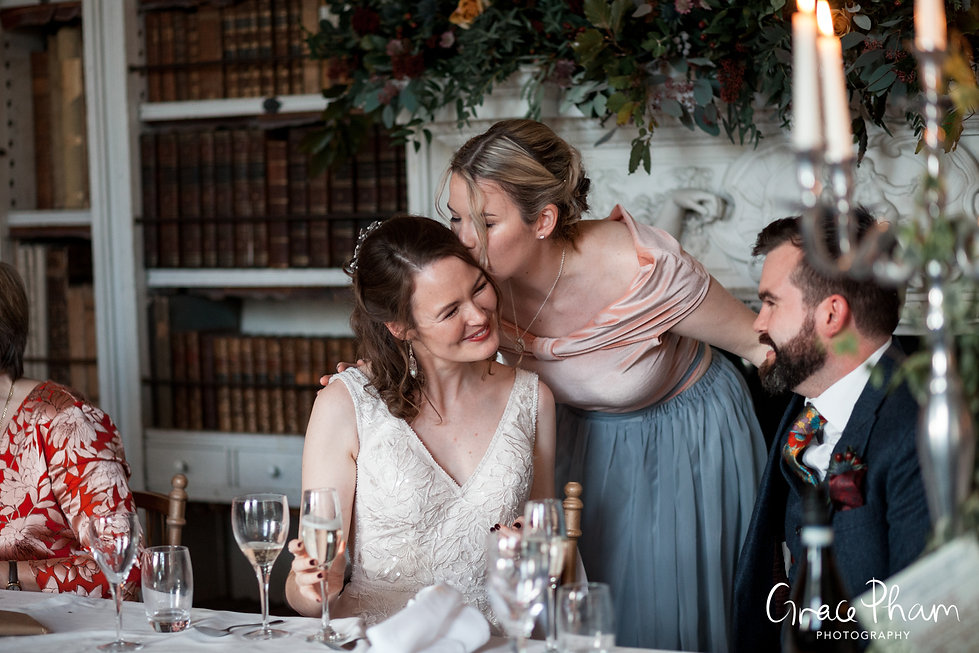 St Giles House Wedding Reception, captured by Grace Pham Photography 04