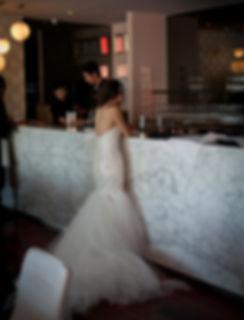 Marina Hardwick Tulle Wedding Dress, captured by Grace Pham Wedding Photographer