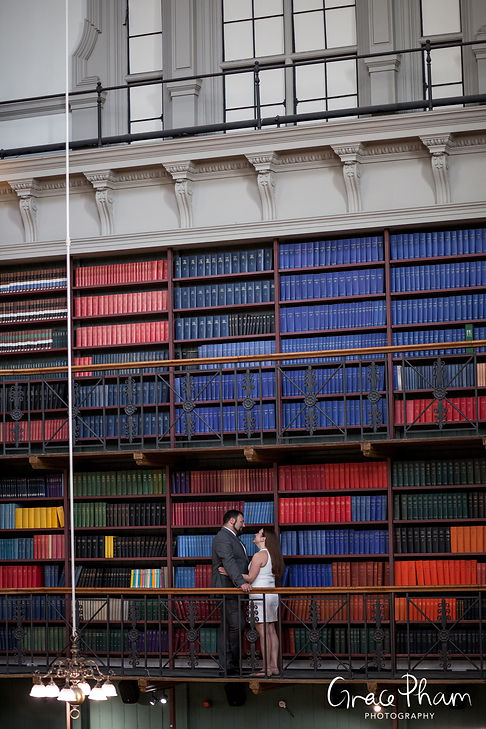 Queen Mary University of London (QMUL) Wedding, The Octagon, Mile End, captured by Grace Pham Photography 3