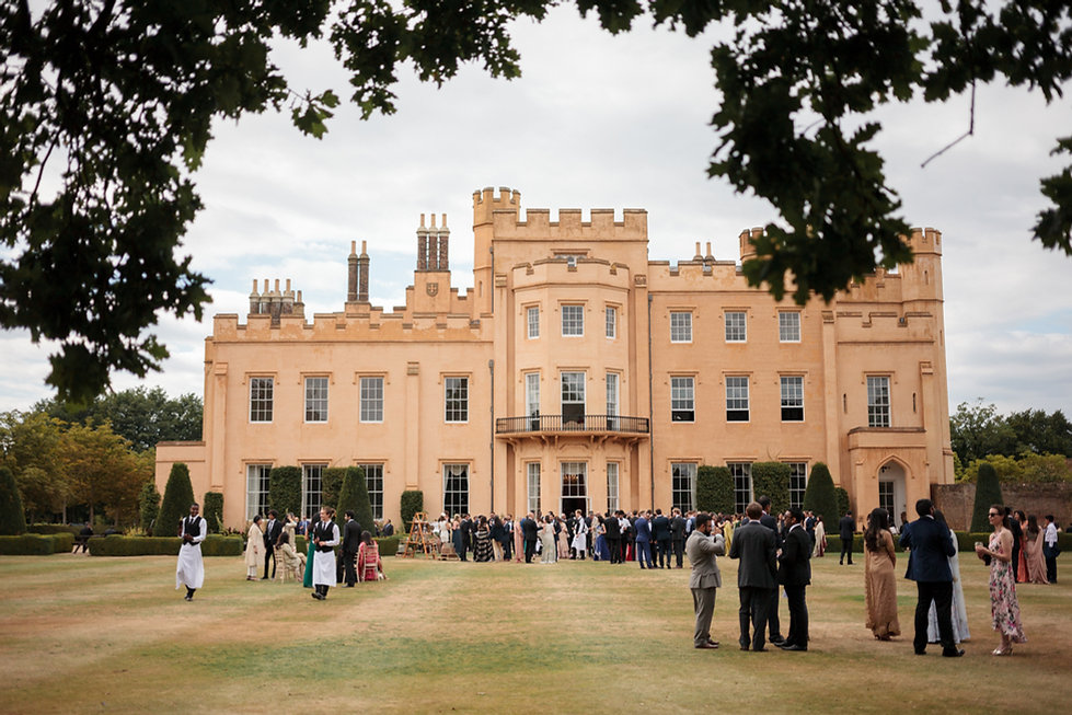 Ditton Park Manor House Wedding by Grace Pham Photography 55