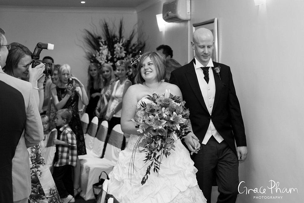 Q Vardis & the Mallard Suite Wedding Photographer 04