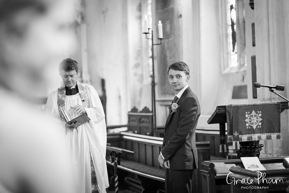 St Mary Magdalene Church Wedding, Great Hampden, Great Missenden by  Buckinghamshire Wedding Photographer  06