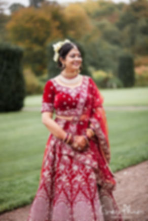 Moor Park Golf Club Mansion Indian Wedding, captured by Grace Pham Photography 10
