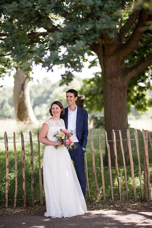 Morden Park House wedding photography captured by Grace Pham 04