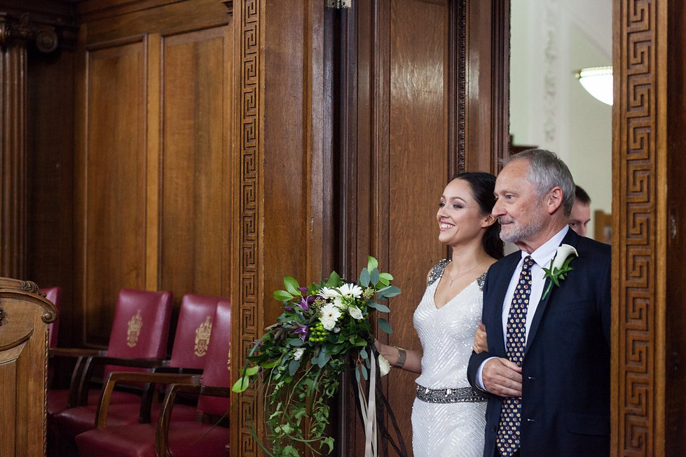Second Wedding Photographer, Islington Town Hall, London