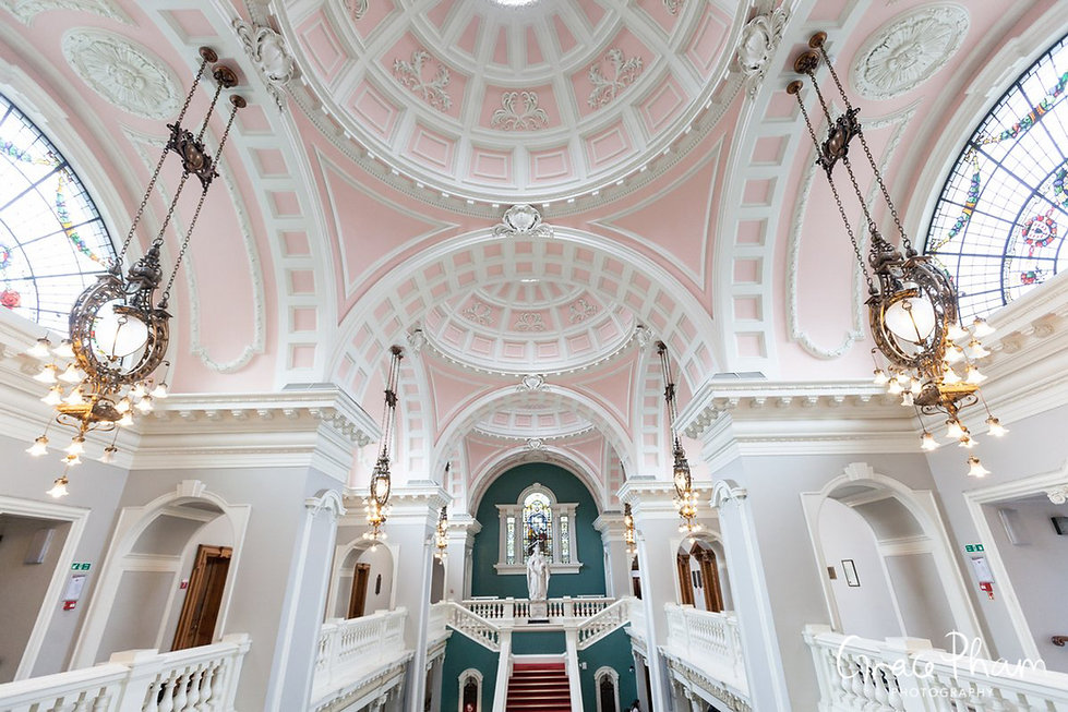 Woolwich Town Hall & Greenwich Park Wedding Photographer 01