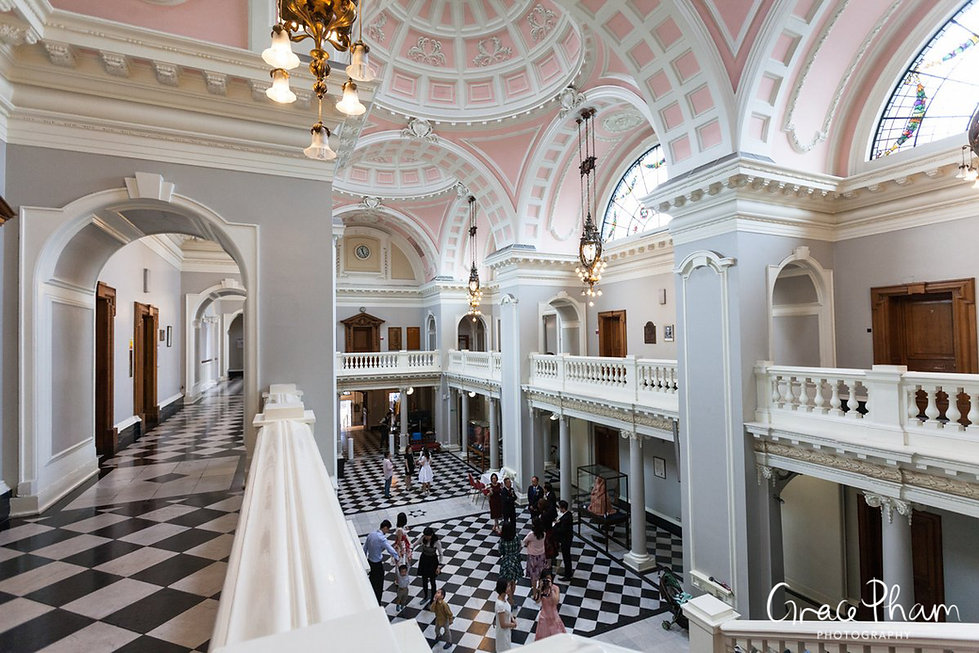 Woolwich Town Hall, Old Royal Naval College & Greenwich Park Wedding Photographer 02