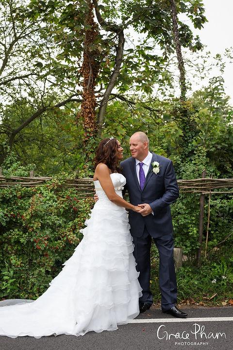 Q Vardis at the Mallard Suite by London Wedding Photographer 08